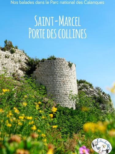 Saint-Marcel, porte des collines