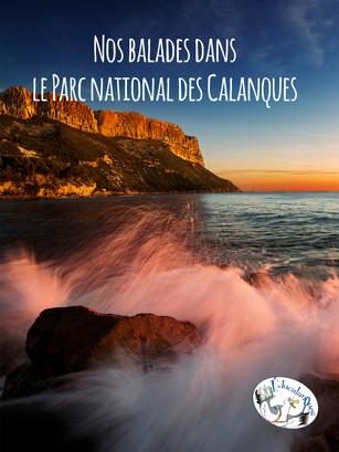 DVD: Nos balades dans le Parc national des Calanques