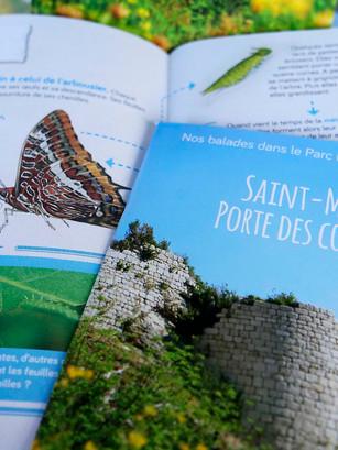 Saint Marcel, porte des collines