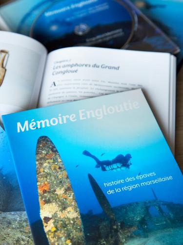 Mémoire engloutie, histoire des épaves de la région marseillaise