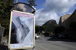 Dans les rues de Digne-Les-Bains