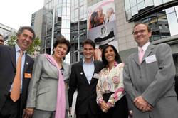 Exposition au Parlement européen