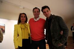 Exposition - avec R. Muselier et D. Milon