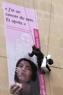 Ministère de la Santé, Paris 2007