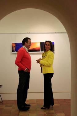 Exposition - R. Muselier et D. Milon