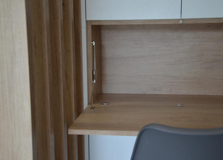 Détail 005 meuble sur-mesure imitation
