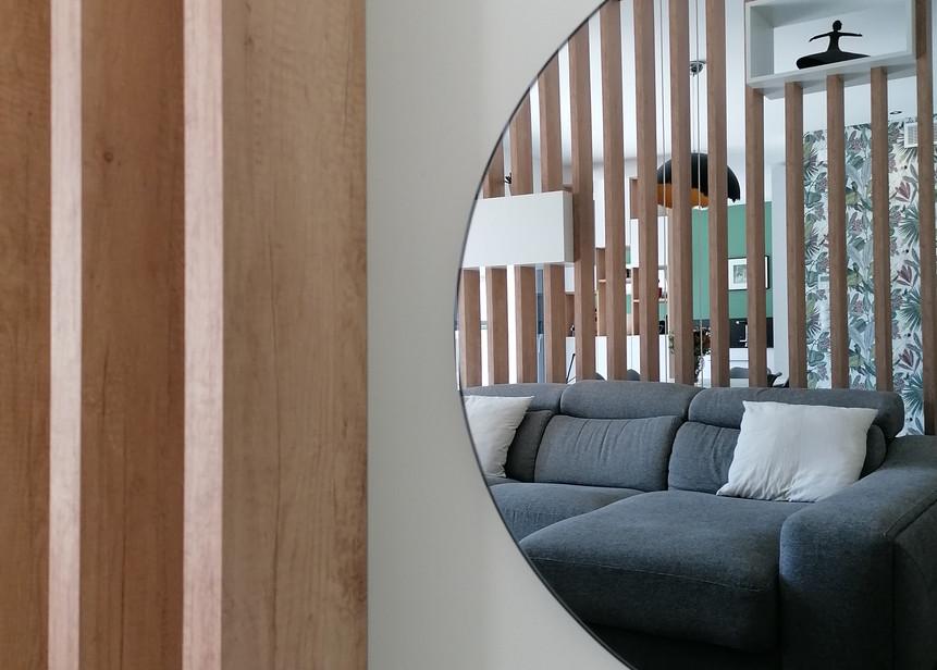 Détail 008 meuble sur-mesure imitation