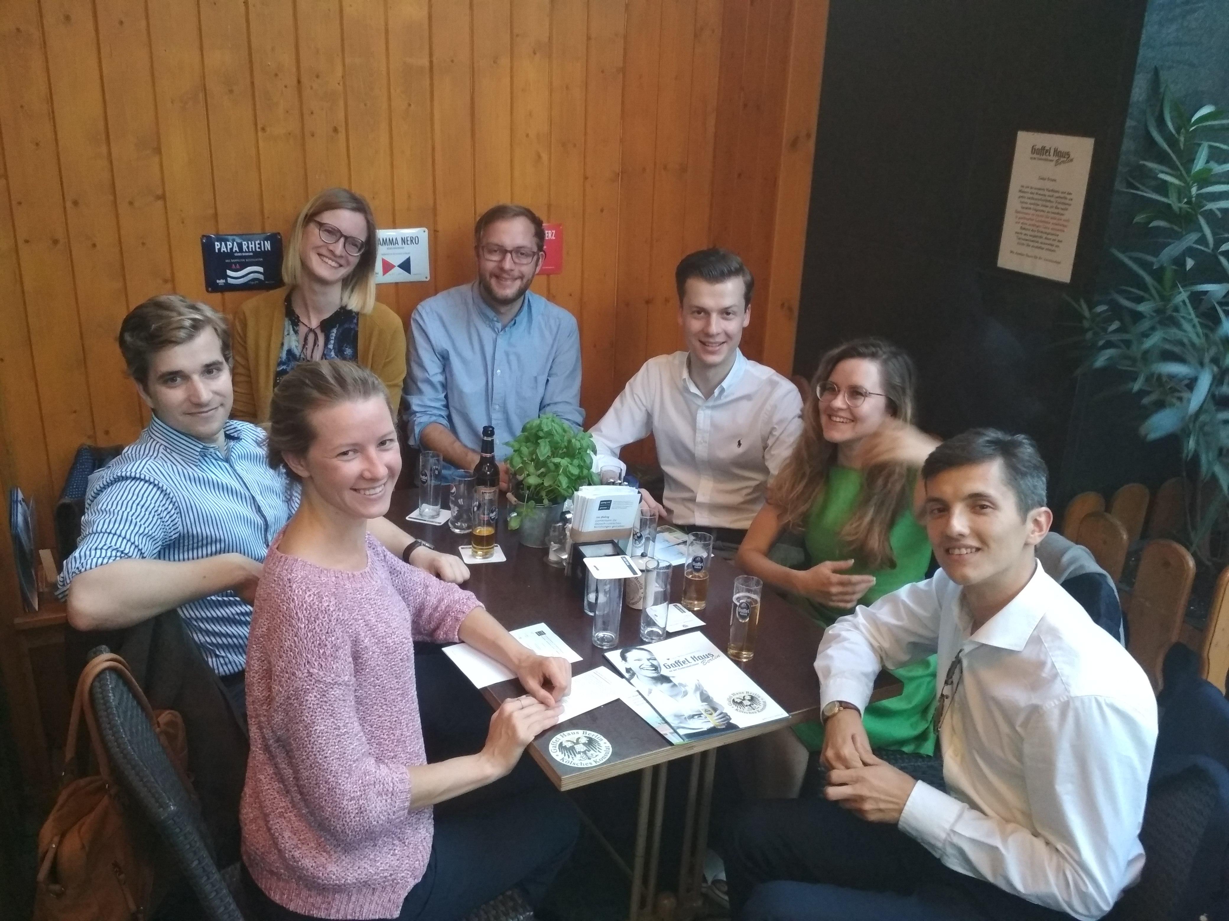 Rheinisches Afterwork Juli 2018