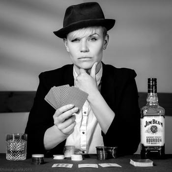 Bulleit Bourbon The Gambler