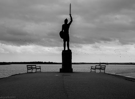 Brithnoth Statue