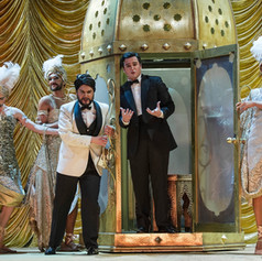 L'Italiana in Algeri, Teatro Colon de Buenos Aires, 2018