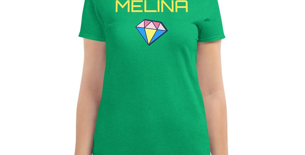 Diamond Women's short sleeve t-shirt