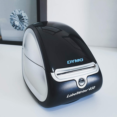 Label your Inventory - Dymo LabelWriter™ 450 Review