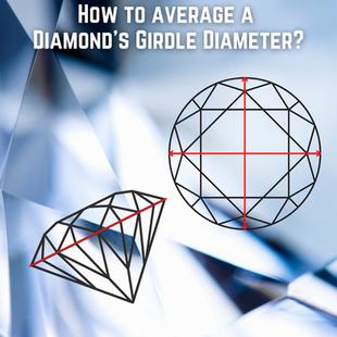 Measuring Diamond's Average Girdle Diameter