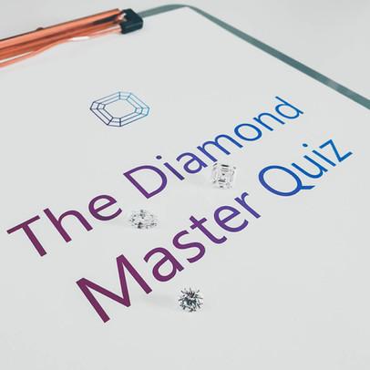 The Diamond Master Quiz