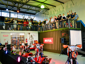 Mechspec Racing Workshop opens in Kyalami