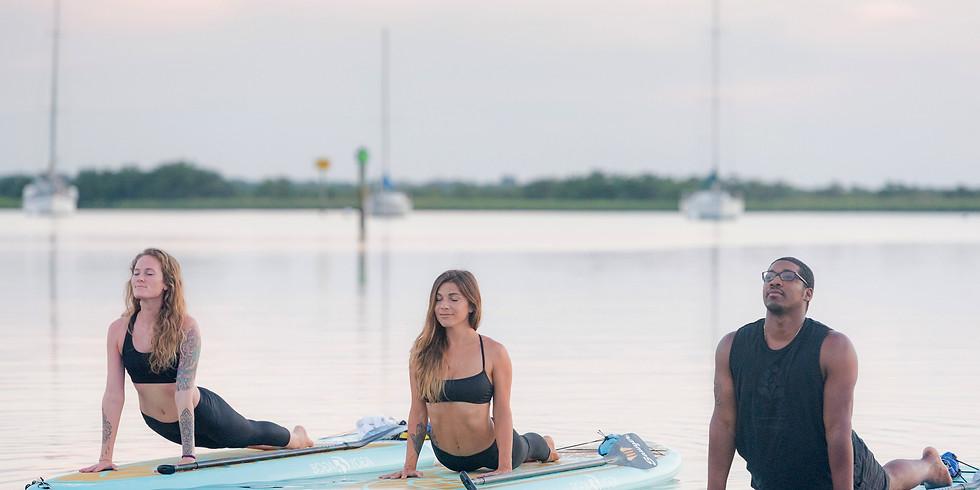 SUP Yoga Teacher Training - St Augustine