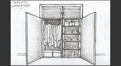 Parents' Wardrobe