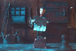 Filmstill from the trailer of Huslab