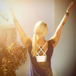 Blissful Anjaly Yoga Wear