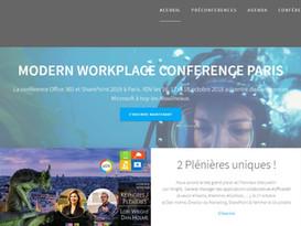 """Pour explorer Office 365, rendez-vous au """"Modern Workplace Conference Paris"""""""