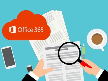 Pourquoi un auditeur ne peut pas faire l'impasse sur Microsoft 365