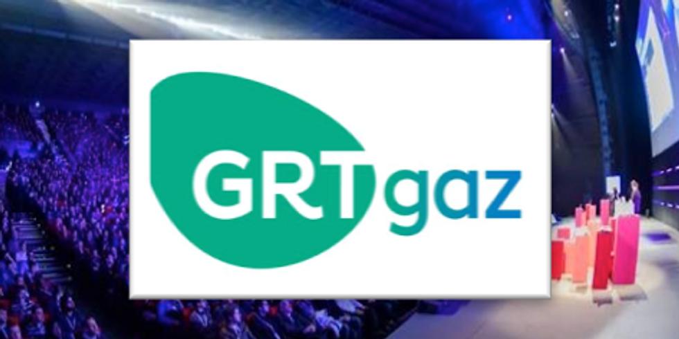 Transformation digital de GRTgaz aux MS EXPERIENCES PARIS