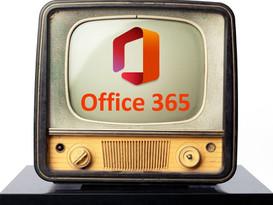 Vous déployez Office 365 en 4:3 ou en 16:9?