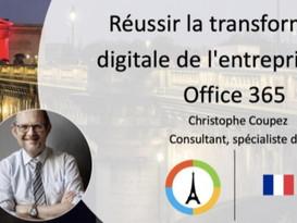 Réussir la transformation digitale de l'entreprise avec Office 365