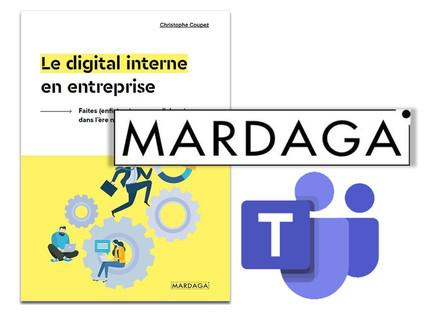 Ecrire un livre sur le digital, avec le digital