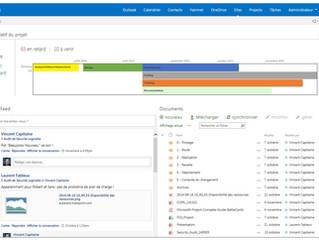 Focus sur Microsoft project
