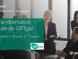 La transformation digitale de GRTgaz : un cas d'école
