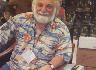 Cape Crusader - How local comic store owner Joe Ferrara started an international Marvel campaign of