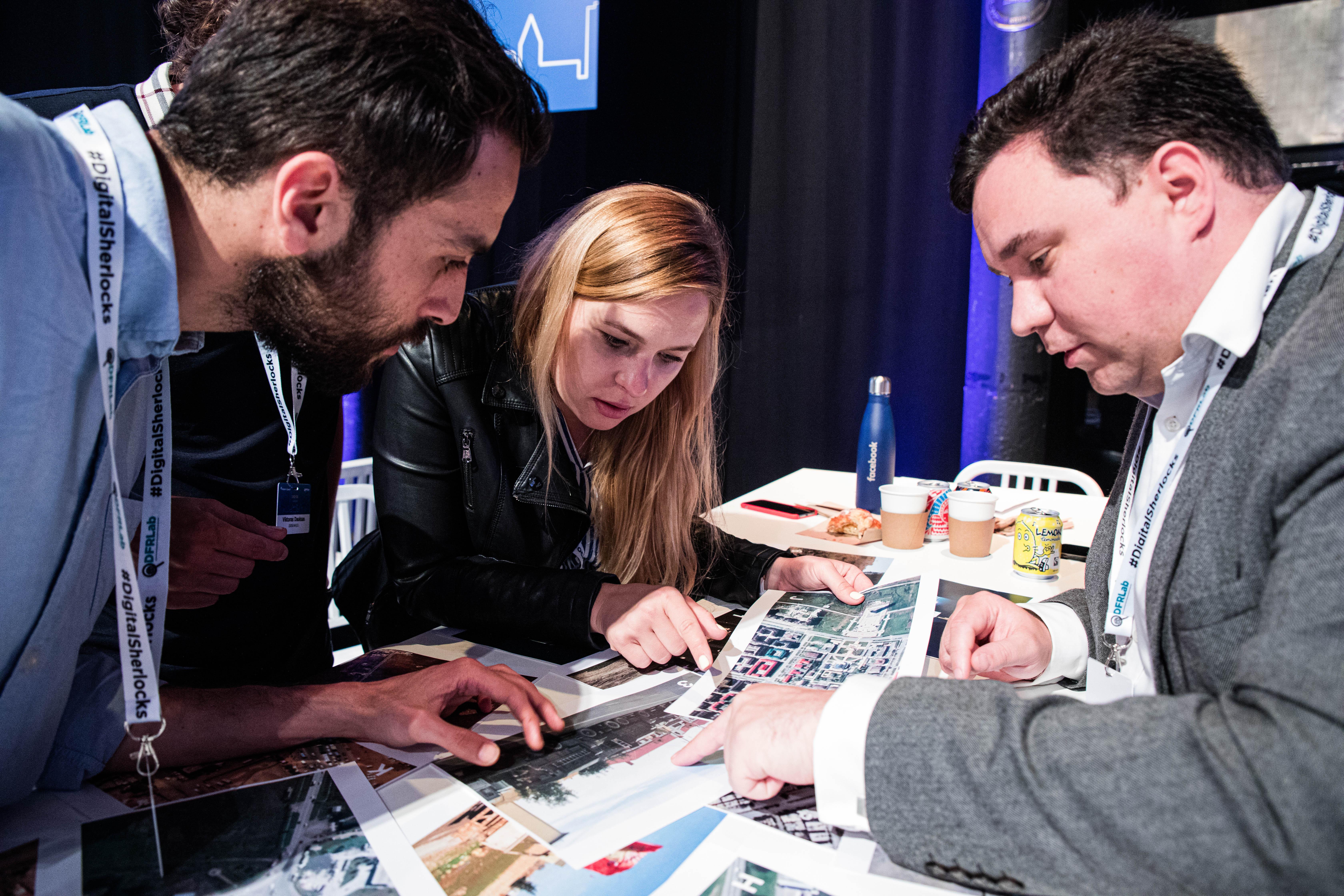 Participants at 360/OS