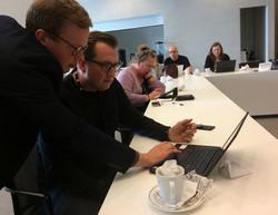 Training in Finland