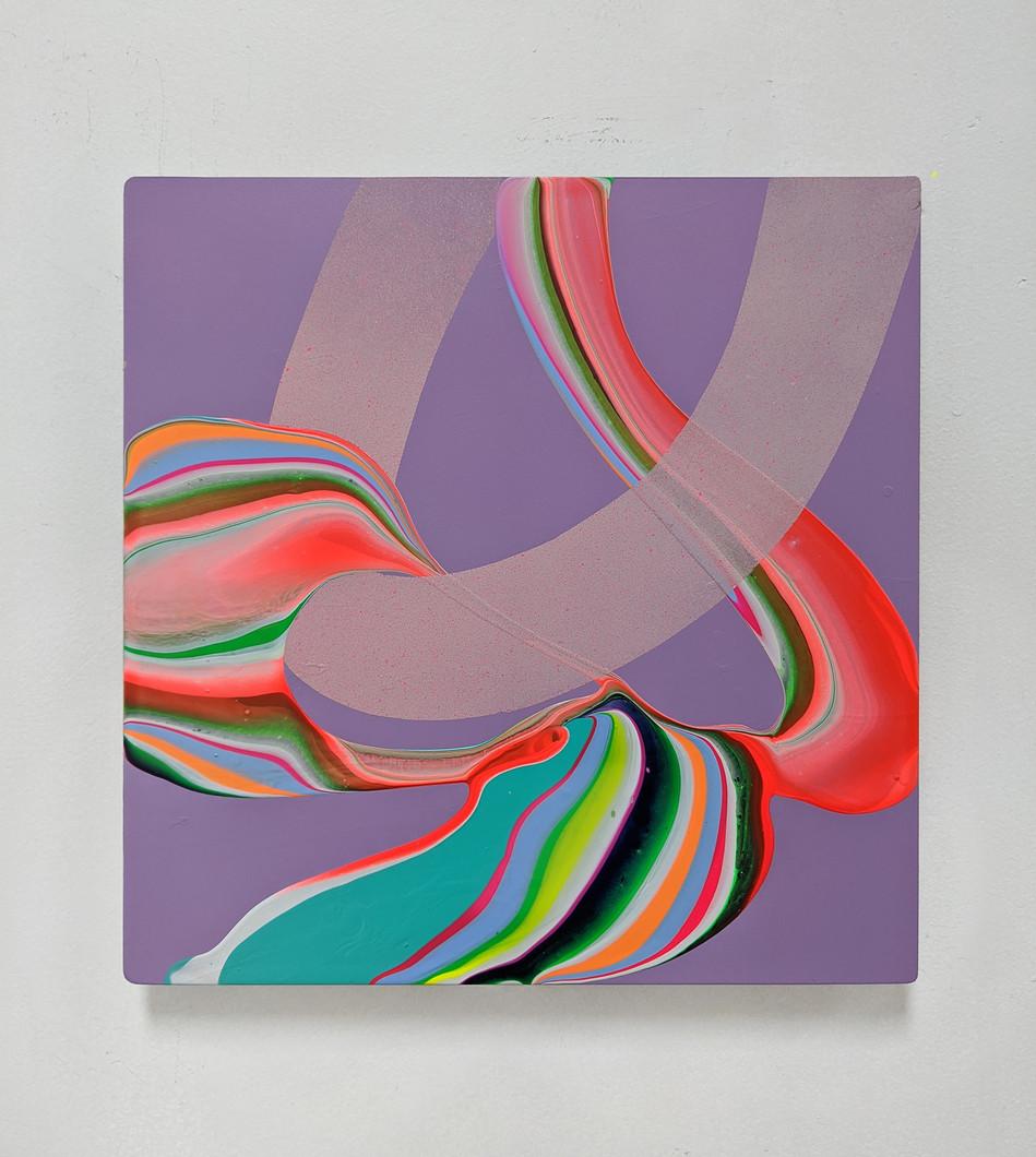 DayTrip - 12sq - Erik Minter - Acrylic s