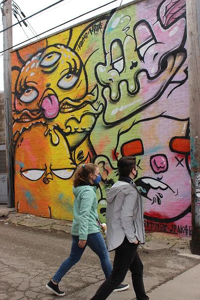 Pilsen Mural Tour
