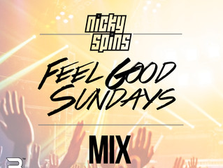 Feel Good Sundays with DJ Nicky Spins