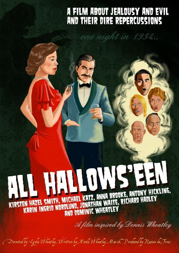 Affiche All Hallows'een