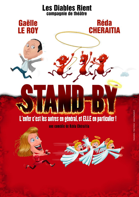 Affiche Stand By