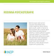 Institut neuropsychiatrické péče (INEP) - rodinná terapie