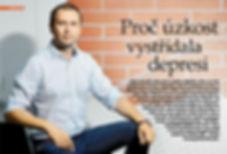 Alexander Nawka, INEP, úzkost, deprese