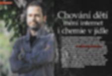 etopedie Drbohlav Chování dětí mění internet