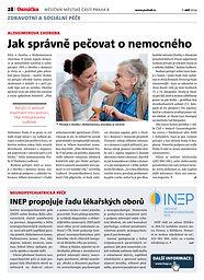 INEP, Institutneuropsychiatrické péče, Praha 8