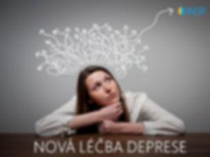 Nová léčba deprese