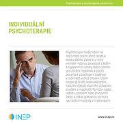 Institut neuropsychiatrické péče (INEP) - individuální psychoterapie