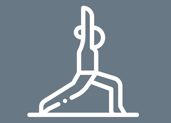 Mindful Yoga Mandag 2020