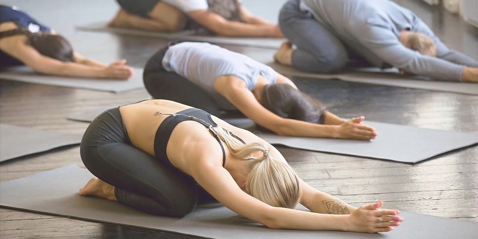 Mindful Yoga Session
