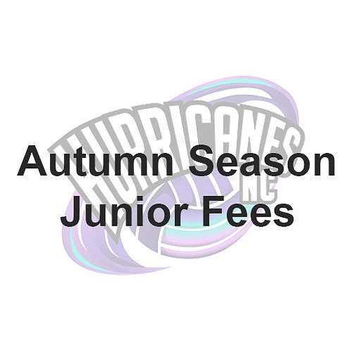 Hurricanes NC - 2020 Autumn Junior Fees