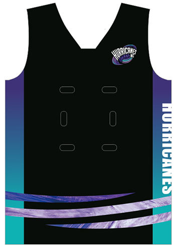 Hurricanes NC Singlet (Male)